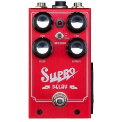 Supro 1313 Analog Delay Guitar Effects Pedal