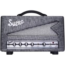 Supro 1605RH Limited Edition 6-watt Tube Amplifier Head