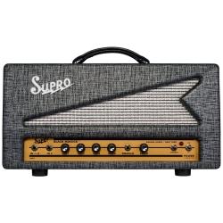 Supro 1695TH BLACKMAGICK HEAD 25-Watt Class A Tube Guitar Amplifier Head