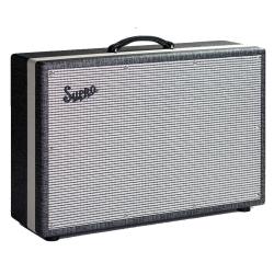 "Supro 1799 STATESMAN 150-Watt 2x12"" Extension Guitar Cabinet"