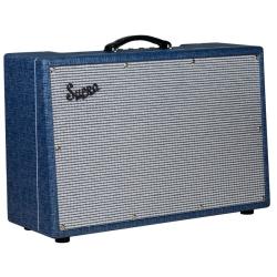 "Supro 1685RT NEPTUNE 1964 Reissue Series 25-watt 2x12"" Tube Guitar Amplifier Combo"