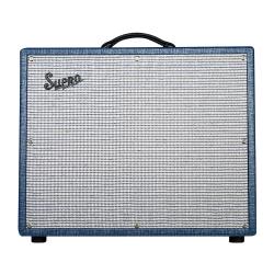 "Supro S6422-THUNDERBOLT MKII 1964 Reissue Series 35-watt 1x15"" Tube Guitar Amplifier Combo"