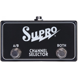 Supro SF3 Statesman Channel Selector Footswitch