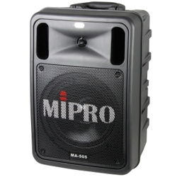 MIPRO MA-505 Portable Wireless PA System