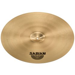 "Sabian 120 VR 20"" HH Crescent Vanguard Ride Cymbal"