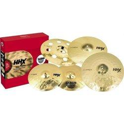 Sabian 15005XEBP HHX Evolution Cymbal Box Set
