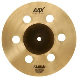 "Sabian 21005XA 10"" AAX Air Splash Effect Cymbal"