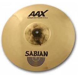 "Sabian 21487XB 14"" AAX X-plosion Crash Cymbal Brilliant Finish"