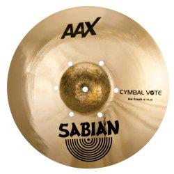 Sabian 216XISOCB 16-Inch AAX Iso Crash Cymbal