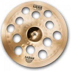 "Sabian 31800B B8 Pro 18"" Ozone Crash Cymbal"