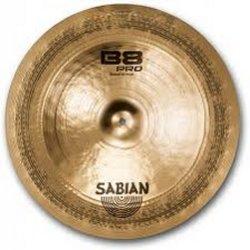 """Sabian 31816B B8 Pro 18"""" Chinese Cymbal"""