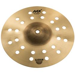 """Sabian 210XAC 10"""" AAX Aero Splash Cymbal"""