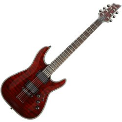Schecter 1788-SHC Hellraiser C-1 Electric Guitar – Black Cherry