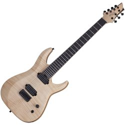 Schecter 300-SHC Keith Merrow KM-7 MK-II 7-String Solid-Body Electric Guitar - NATP – Natural Pearl