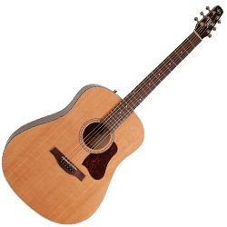 Seagull 046386 S6 Original 6 String RH Acoustic Guitar