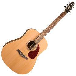 Seagull 046416 S6 Original QIT Slim 6 String RH Electric Acoustic Guitar