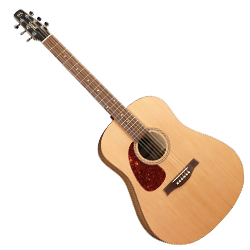 Seagull 046423 S6 Original 6 String LH Acoustic Guitar