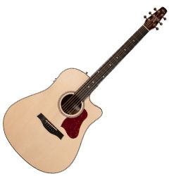 Seagull 046430 Maritime SWS CW GT QIT 6 String RH Electric Acoustic Guitar