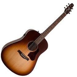 Seagull 046508 Entourage Autumn Burst QIT 6 String RH Electric Acoustic Guitar