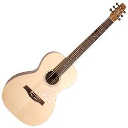 Seagull 046515 Entourage Grand Natural Almond 6 String RH Acoustic Guitar