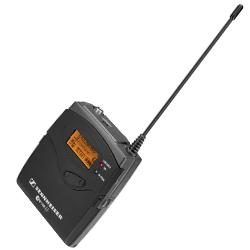 Sennheiser SK 300 G3-A Comfortable Versatile Body Pack Wireless Transmitter (516-558 MHz)