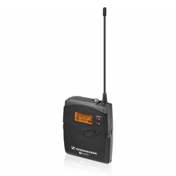 Sennheiser EK 100 G3-A Wireless Camera-Mount Microphone Receiver (516-558 MHz)