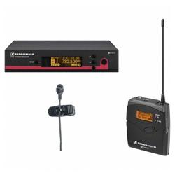 Sennheiser ew 122 G3-A High Quality Presentation Wireless Clip-on Cardioid Microphone Set (516-558 MHz)