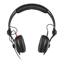 Sennheiser HD 25 Lightweight and Comfortable On Ear DJ Headphone