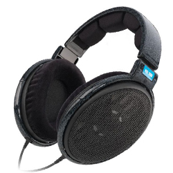 Sennheiser HD 600 Over Ear Headphones with Circumaural Design, Computer Optimized Magnets and Aluminum Voice Coils