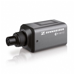 Sennheiser SKP 300 G3-A Plug-On Transmitter for XLR Microphones with Phantom Power and Selectable RF Output Power (516-558 MHz)