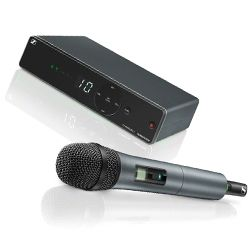 Sennheiser XSW 1-825-B Wireless Vocal Set with SKM 825 Mic and EM XSW 1 Receiver (614-638 MHz)