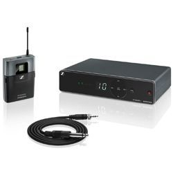 Sennheiser XSW 1-CI1-A Wireless Instrument Set with CI 1 Instrument Cable and EM XSW 1 Receiver (548-572 MHz)