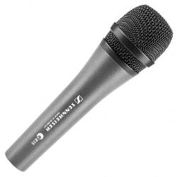 Sennheiser e835 Live Vocal Dynamic Cardioid Microphone
