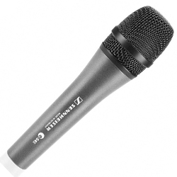Sennheiser e 845 Dynamic Super-Cardioid Vocal Microphone