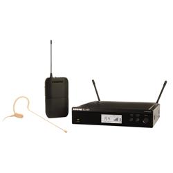 Shure BLX14R/MX53-H10 MX153 Earset Headworn Wireless System (542.125 – 571.800 MHz)