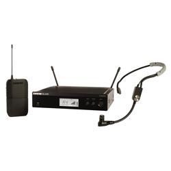 Shure BLX14R/SM35-H10 SM35 Headworn Wireless System (542.125 – 571.800 MHz)