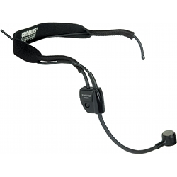 Shure WH20QTR Dynamic Headset Microphone with 1/4in Phone Plug