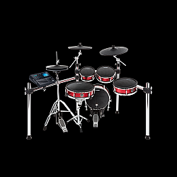Alesis Strike Kit Electronic Drum Pro Kit 8 pc with Mesh Heads
