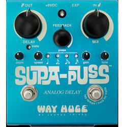 Dunlop WHE707 Way Huge Supa-Puss Analog Guitar Pedal