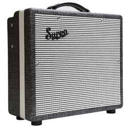 "Supro 1600-SPR Supreme 25-watt 1x10"" Tube Combo Amplifier (discontinued clearance)"