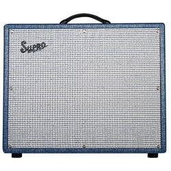 "Supro S6420 Thunderbolt - 35W 1x15"" Guitar Combo Amp"