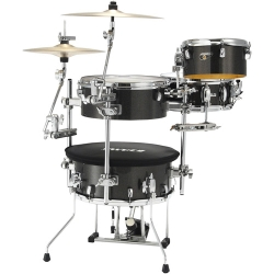 Tama CJB46-MGD Cocktail-Jam Kit 4-piece Shell Pack with Hardware-Midnight Gold Sparkle