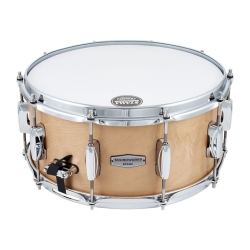 "Tama DMP1465-MVM Soundworks Maple 6.5"" x 14"" Snare Drum-Matte Vintage"