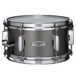 "Tama DST1055M Soundworks 5.5"" x 10"" Steel Snare Drum with MC69 Mount"