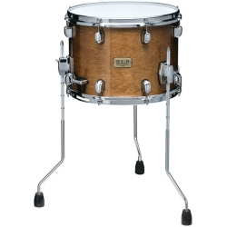 "Tama LBH1410L-TPM S.L.P Duo Birch 10"" x 14"" Snare Drum-Transparent Mocha"