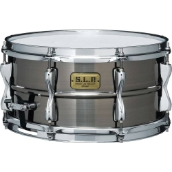 "Tama LST 1365 S.L.P. Sonic Steel 6.5"" x 13"" Snare Drum (discontinued clearance)"