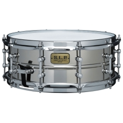 """Tama LST 1455 S.L.P. Vintage Steel 5.5"""" x 14"""" Snare Drum (discontinued clearance)"""