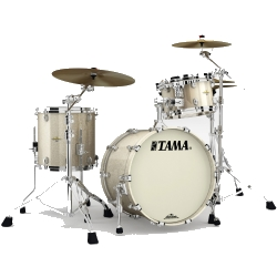 Tama MA30CMS-CHS Starclassic Maple 3-Piece Shell Pack-Champagne Sparkle