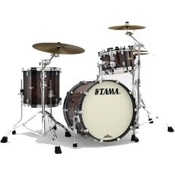 Tama MA30CMS-DMB Starclassic Maple 3-Piece Shell Pack-Dark Mocha Burst