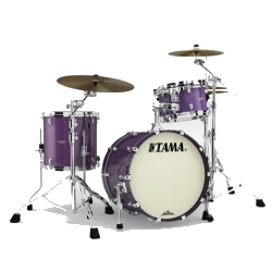Tama MA30CMS-DPP Starclassic Maple 3-Piece Shell Pack-Deeper Purple